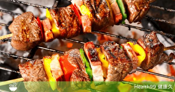 吃烤肉不增肥
