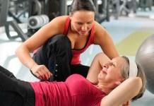 Seniors Lose Weight