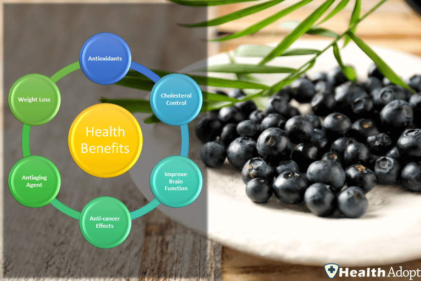 Açaí Berries 6 Amazing Health Benefits