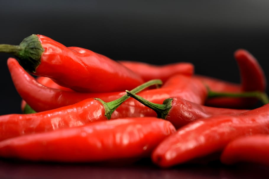 Cayenne Pepper for Sore Thoat