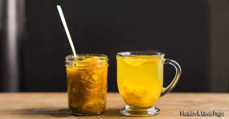Remove the Toxic Buildup That Leads to Belly Fat and Weight Gain with This Detox Drink