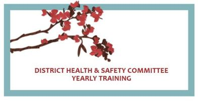 H & S Training Poster