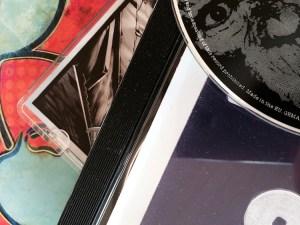 CD-Auswahl: Jeder hat seine Favoriten beim Musik hören, mit denen er Erinnerungen verbindet