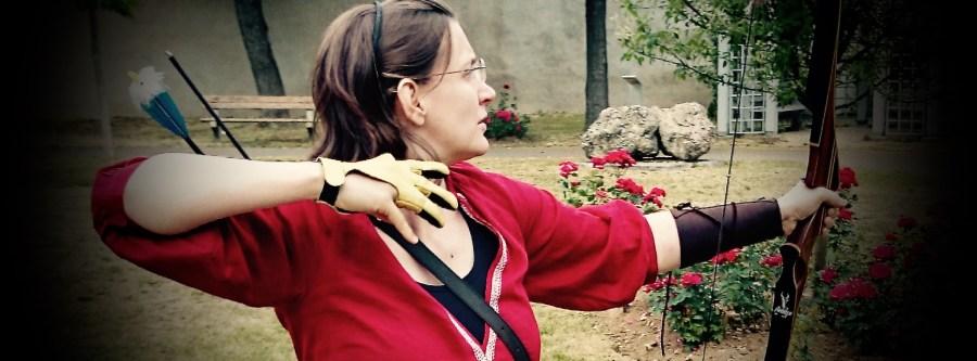 Bogenschießen Elisabeth Close