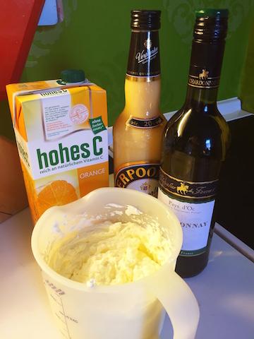 Silvester-Drink Die Zutaten healthandthecity.de 2