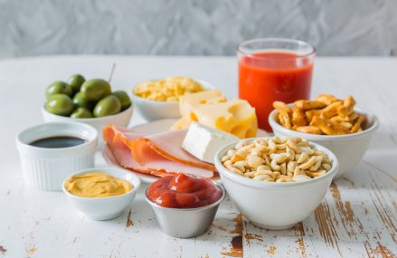 What defines the Standard American Diet?