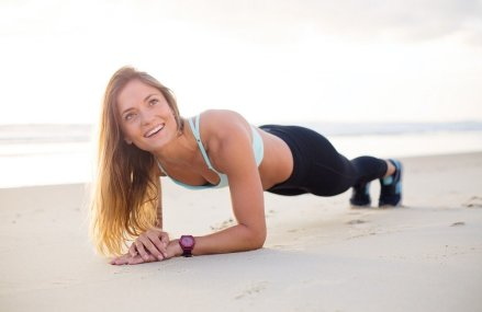 Is fitness the key to staying young?
