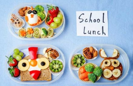 School Lunch Tips for Picky Eaters