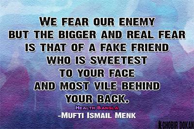 Fake-Friendship