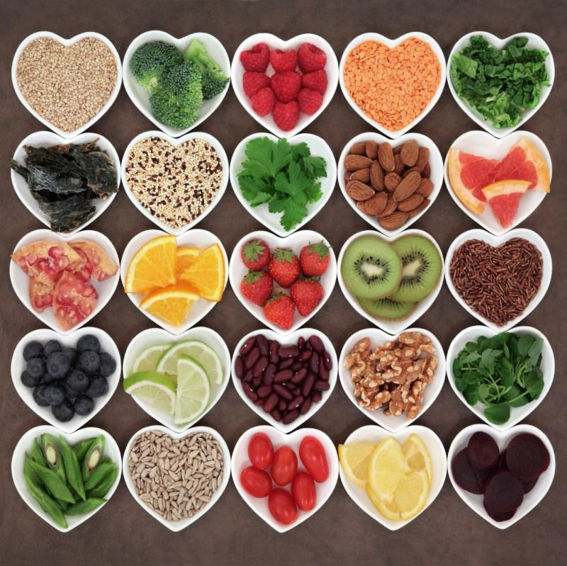 نتيجة بحث الصور عن Protect Your Heart food