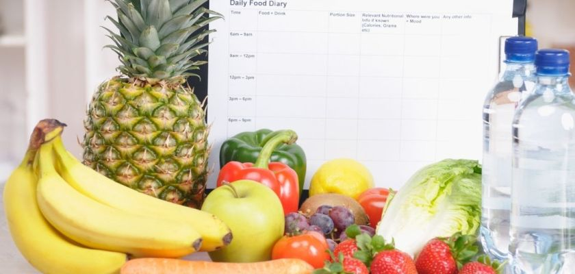 Keeping A Food Diary To Lose Weight