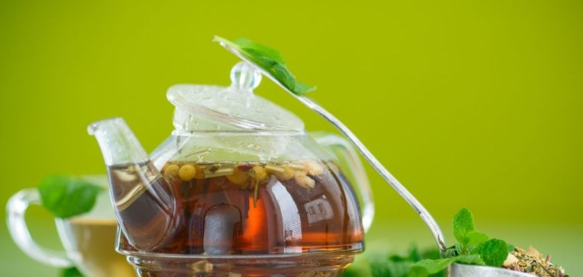The Beauty Benefits Of Green Tea