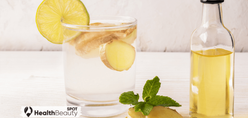 Detox Miracle Ginger Water: One Water, Five Effects