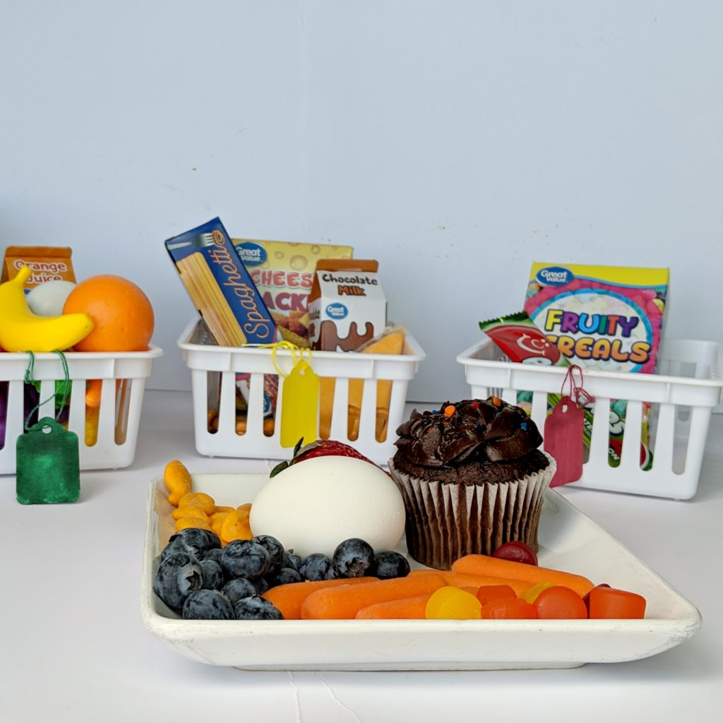Go Slow Woah Nutrition Activity For Kids