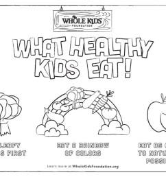 9 Free Nutrition Worksheets for Kids - Health Beet [ 791 x 1024 Pixel ]