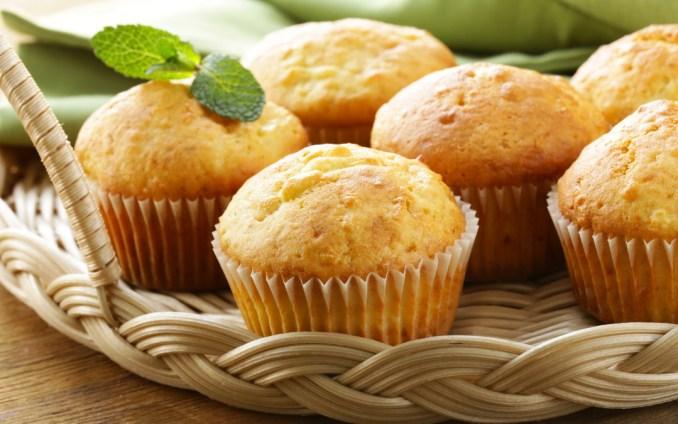 Healthy Easy Vanilla Muffin Recipe   Health Begins With Mom
