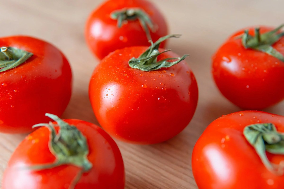 Health benefits of tomatoes for men