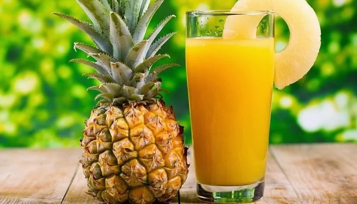 Pineapple juice for weight loss