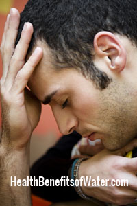 Symptoms of Dehydration: Headache, Depression, Insomnia