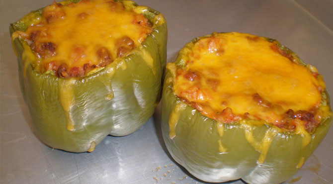 John's-Beef-and-Sausage-Stuffed-Bell-Peppers