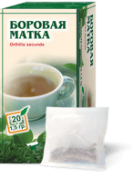 borovaya matka packets