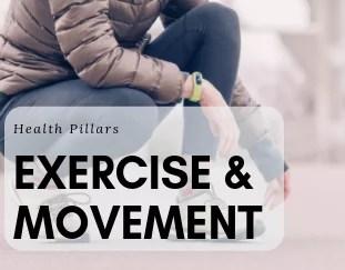 Health Pillars EXERCISE