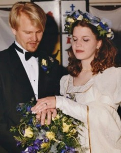 Wedding pic rings