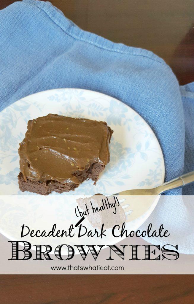 decadent-dark-chocolate-brownies