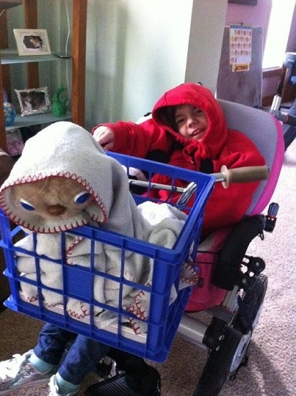 Costume ideas for children in wheelchairs  CCG Pediatric