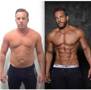 Plank Before and After (In Fat Loss)