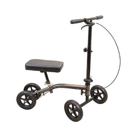 E-Series Knee Scooter (Sterling Grey)