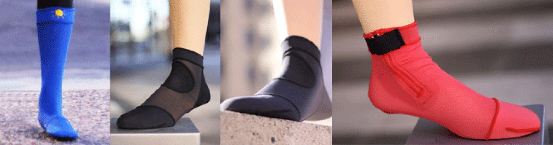 foot pressure garments