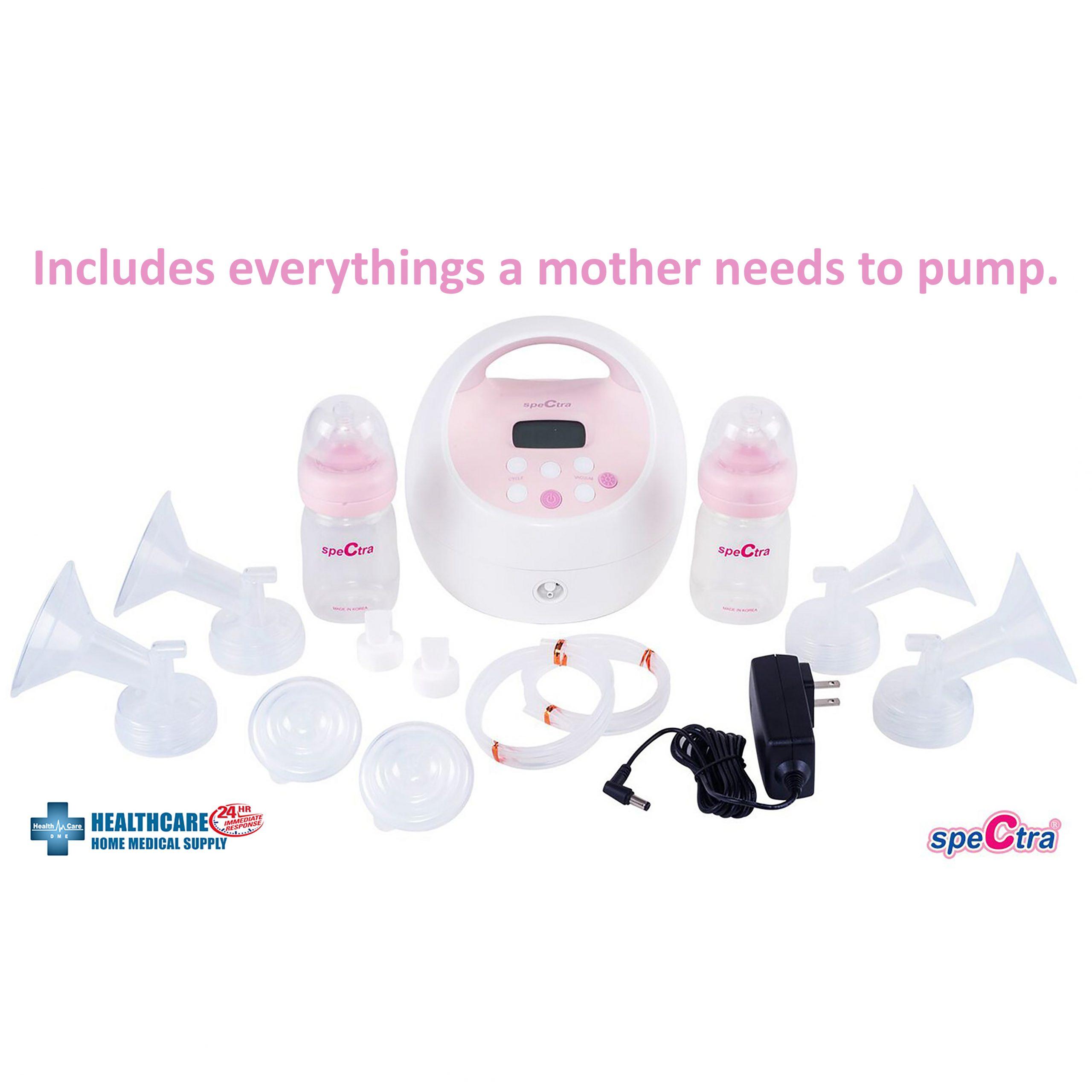 Spectra S2 Plus Electric Breast Pump in Michigan USA