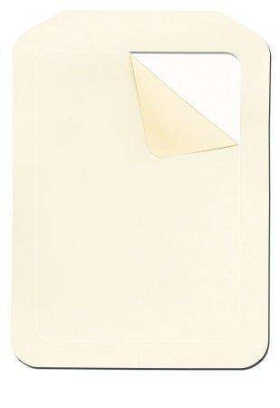 Transparent Film Dressing 3M™ Tegaderm™ Rectangle 6 X 8 Inch Frame Style Delivery With Label Sterile