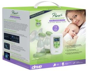Pure Expressions Dual Channel Electric Breast Pumps