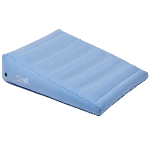 CONTOUR 2-IN-1 INFLATABLE BACK WEDGE CUSHION   Michigan USA