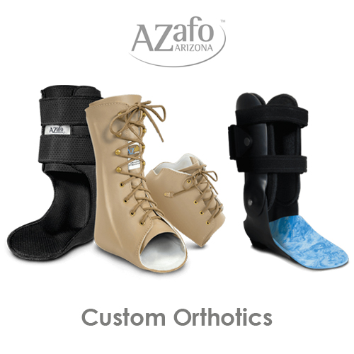 Arizona AFO has been a premiere fabricator of custom-made ankle foot orthoses in Michigan USA