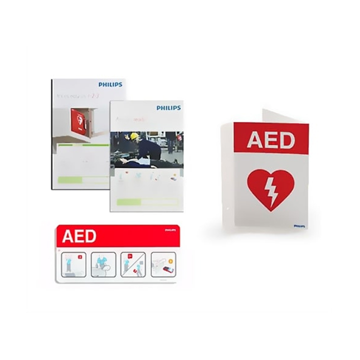 The Philips AED Signage Bundle - 861478 in Michigan USA