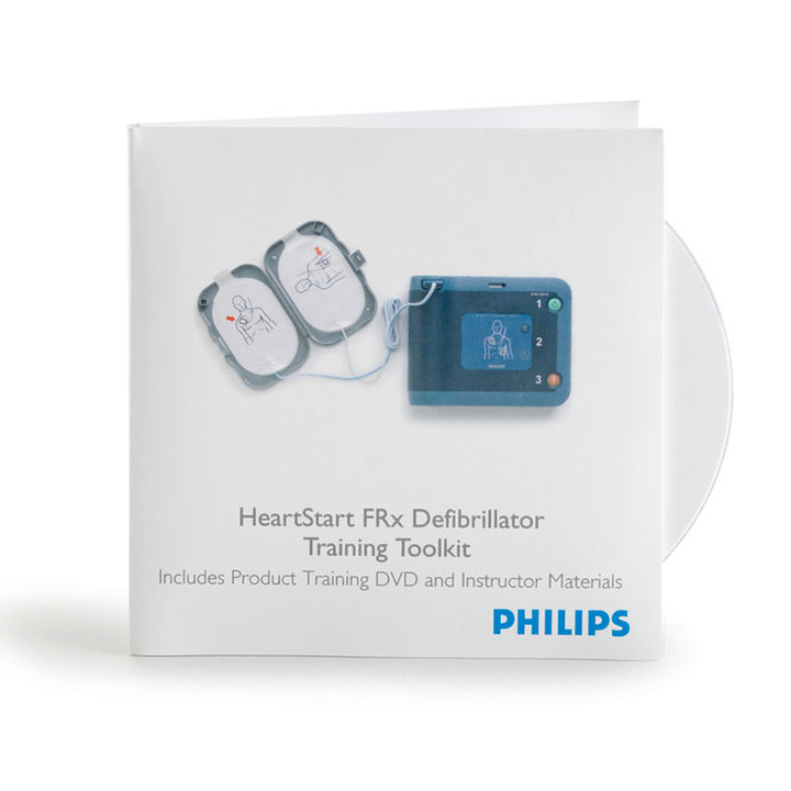 Philips FRx Training Toolkit - AHA 2010 Guidelines - 989803139321 in Michigan USA