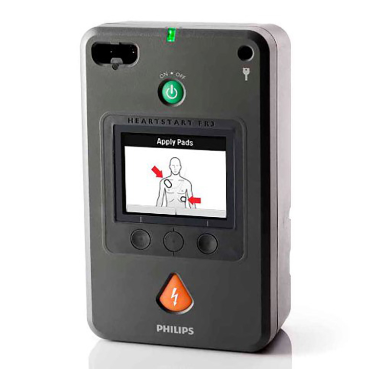 Philips HeartStart FR3 AED Primary Battery in Michigan USA