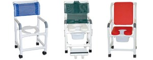 MJM INTL Standard Shower Chairs in Michigan USA
