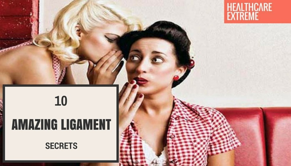 10 Amazing Ligament Secrets