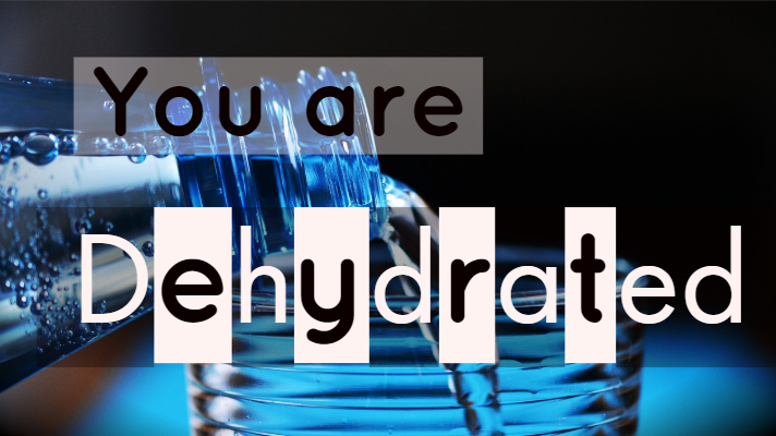 Dehydration Is Ruining Your Health And You Don T Even Know It Healthcare Extreme