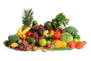 vegetables and fruits diet plan