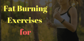 5 Minute Fat Burning Exercises to Lose Weight