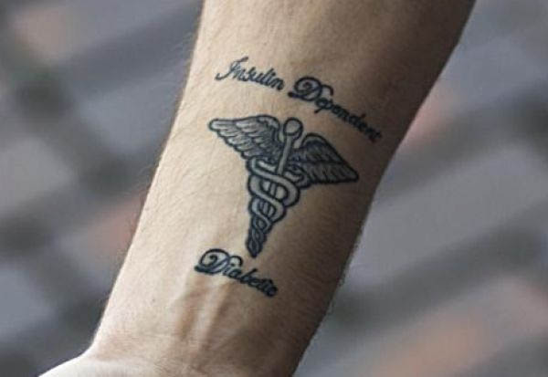 medical tattoos replace