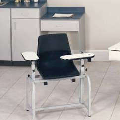 Blood Draw Chair Lane Parts Medline With Armrest And Drawer 300lb Weight Mdr7829 View Larger