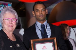 2016 School of Pharmacy Outstanding Alumnus of the Year, Saneil Chand