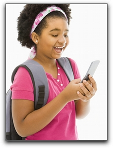 Can Texting Help Punta Gorda Kids Eat Healthier?