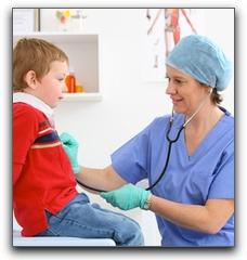 NIH Children's Check-Up Guidelines In Naples
